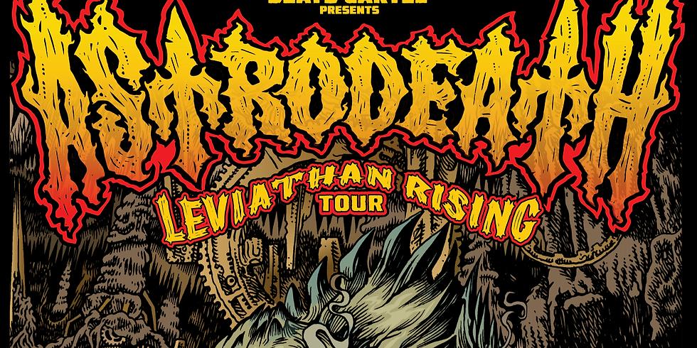 ASTRODEATH 'Leviathan Rising' Tour: LISMORE