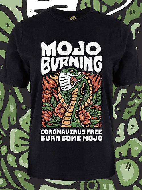 Mojo Burning CV FREE TEE