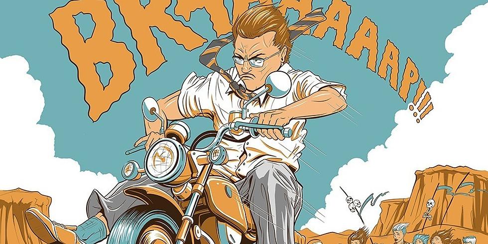 Rick Dangerous BRAAAP Single Tour WOLLONGONG