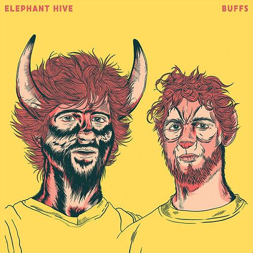 Elephant Hive BUFFS debut album VINYL