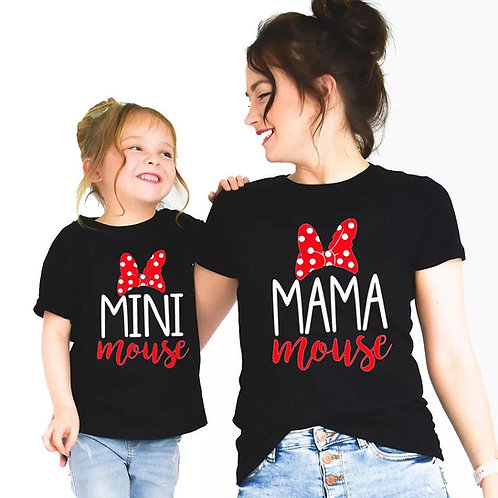 Set with Μama mouse + Mini mouse