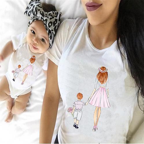 Mommy & baby set