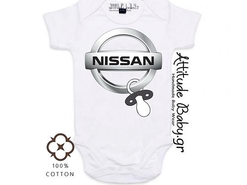Φορμάκι / T-shirt παιδικό NISSAN με στάμπα
