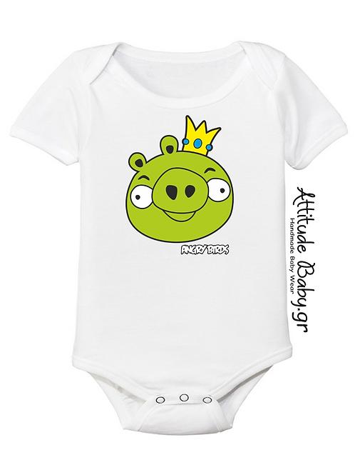 Φορμάκι / T-shirt παιδικό Angry Birds