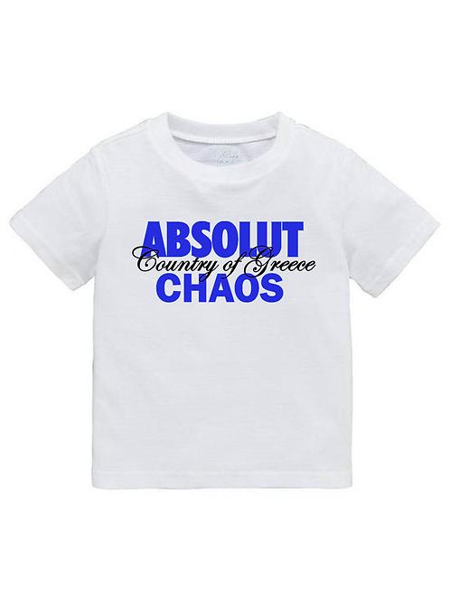 Παιδικό Μπλουζάκι Absolut