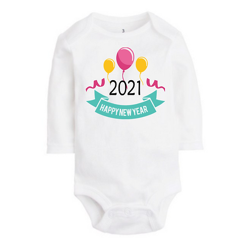 Παιδικό Φορμάκι New Year 2021