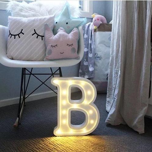 Φωτιστικό γράμματα LED  22 x 19εκ