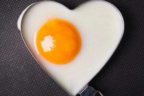 Φόρμα Αυγών  Καρδιά