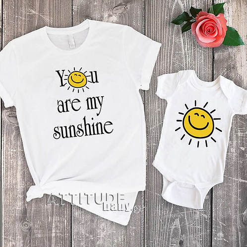 Mommy & baby set 2 τεμ