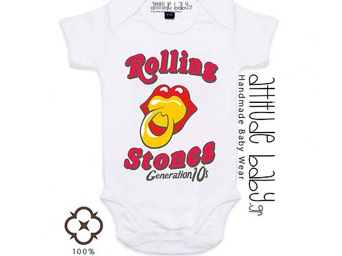 Φορμάκι / T-shirt παιδικό  /Rolling Stones