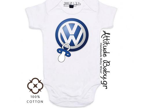 Φορμάκι / T-shirt παιδικό VW με στάμπα