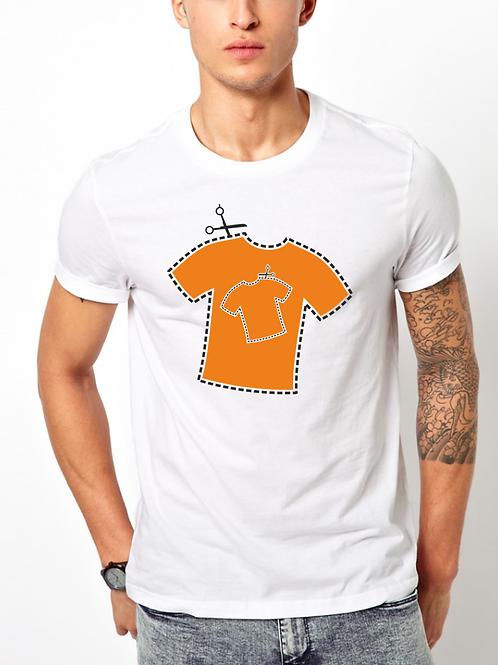 T-shirt αντρικό  (Γράψε το δικλο σου μήνυμα)
