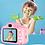 Thumbnail: Μίνι Ψηφιακή Φωτογραφική Μηχανή Ρόζ / Μπλέ – Kids Camera Toy για Παιδιά