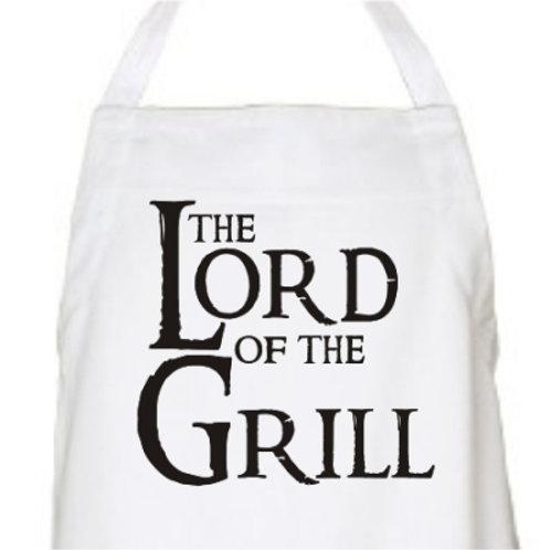 Ποδιά Κουζίνας The lord of the grill