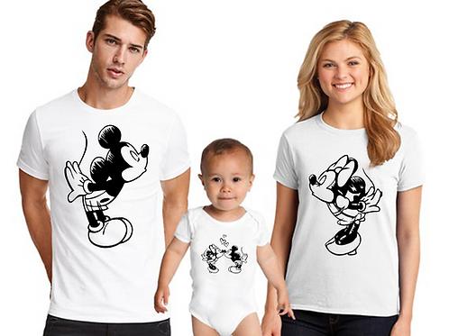 Set 2 t-shirt & 1 φορμάκι