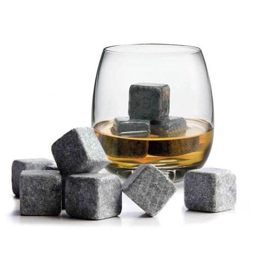 Πέτρινα Παγάκια που δεν Λίωνουν - Whiskey Stones