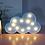 Thumbnail: Φωτιστικό Σύννεφο με 11 LED  18x29εκ