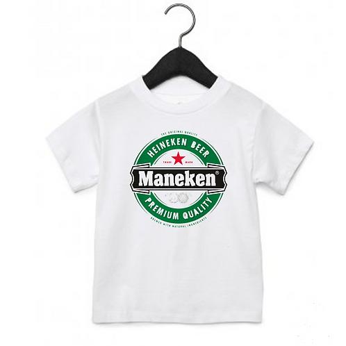Παιδικό T-shirt Maneken