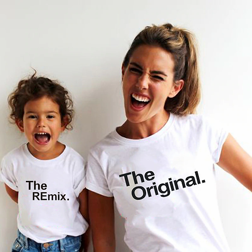 Mommy & baby set 2 τεμ The Remix