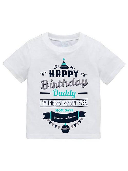 Παιδικό ΜπλουζάκιHappy Birthday