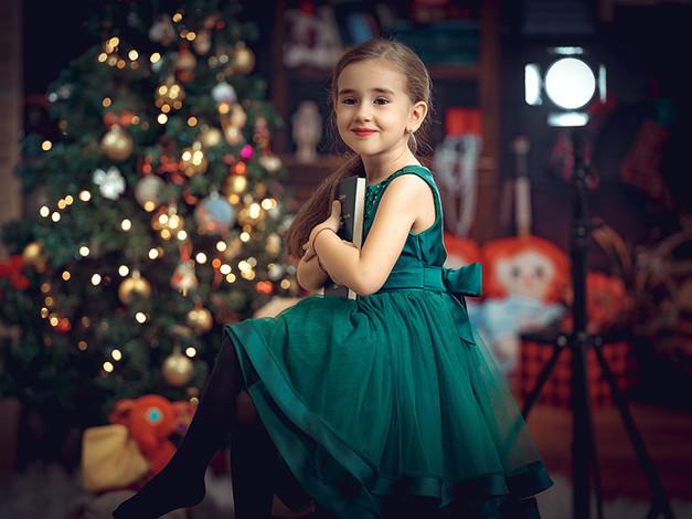 O prințesă de Crăciun