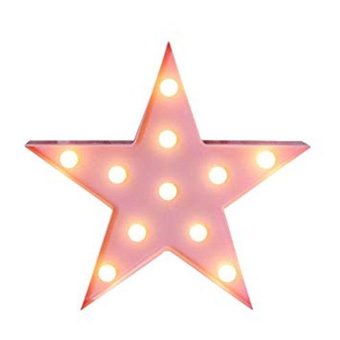 Φωτιστικό Αστέρι με 11 LED  27x27εκ