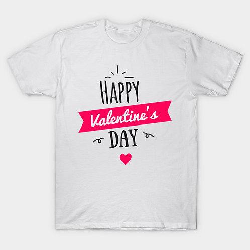 T-shirt με στάμπα valentine