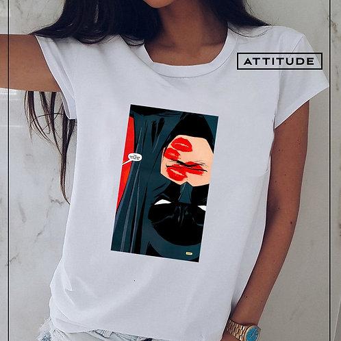 Γυναικείο T-shirt με στάμπα