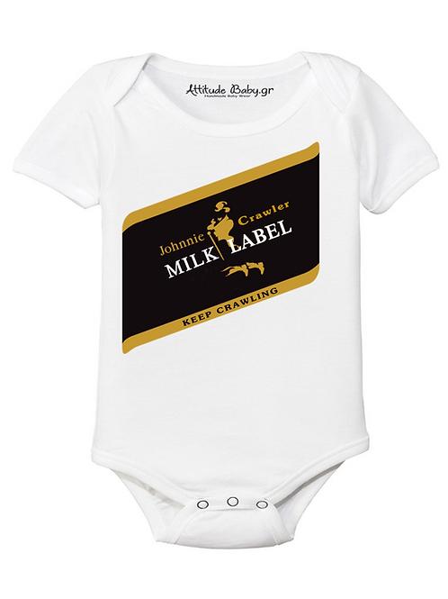 Φορμάκι / T-shirt παιδικό / Milk Label
