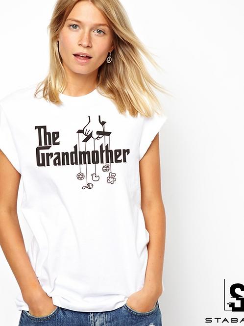 Γυναικείο T-shirt με στάμπα The Grandmother