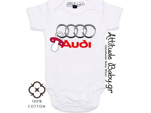 Φορμάκι / T-shirt παιδικό AUDI με στάμπα