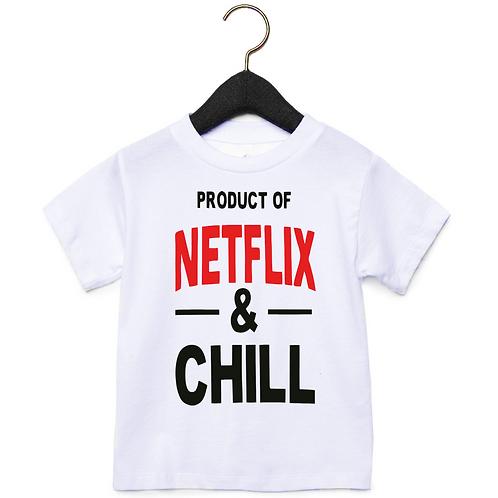 Παιδικό Μπλουζάκι Netflix