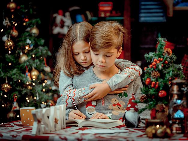 Scrisoare către Mos Crăciun