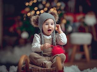 Bucuria copiilor de Crăciun