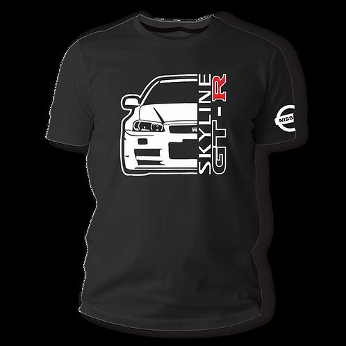 Μπλουζάκι / Φορμάκι SKYLINE GT-R