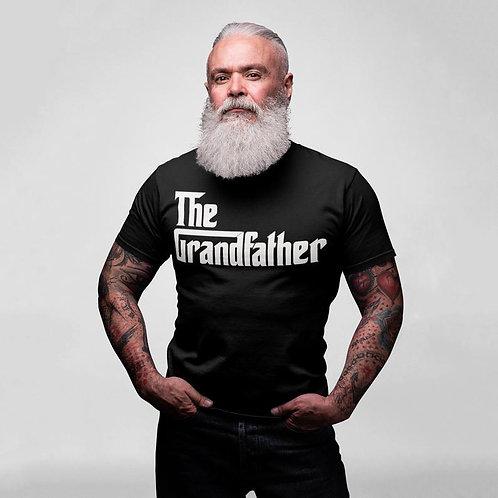 Ανδρικό T-shirt με στάμπα The Grandfather