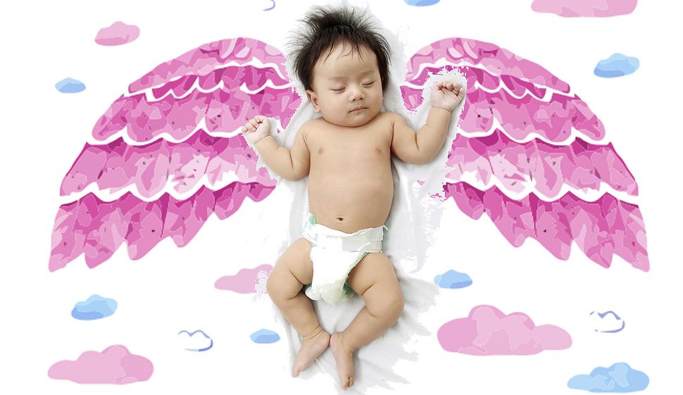 Aδιάβροχος τάπητας για  Φωτογράφηση Μωρού