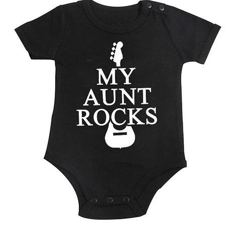 My aunt rocks