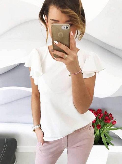 Mπλούζα με φραμπαλά