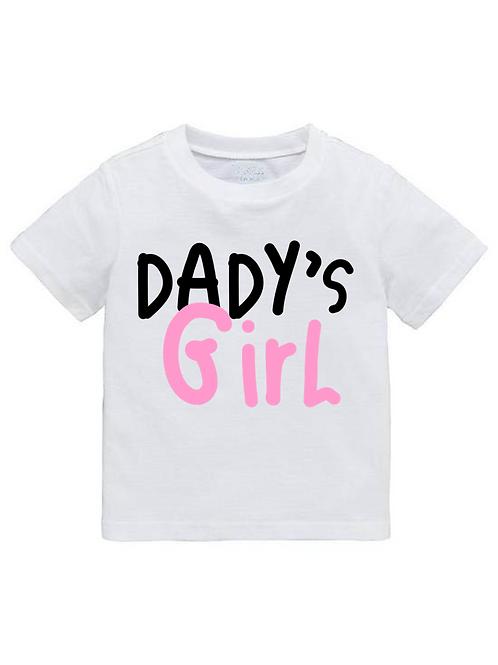 Παιδικό Μπλουζάκι Dady;s Girl