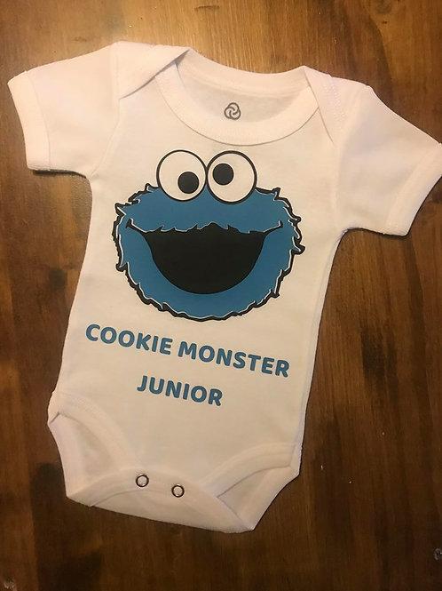 Cookie monster junior