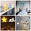 Thumbnail: Φωτιστικό Αστέρι με 11 LED  27x27εκ