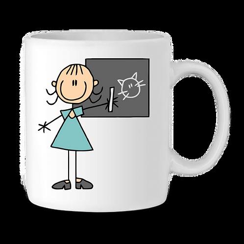 Κούπα για δασκάλα