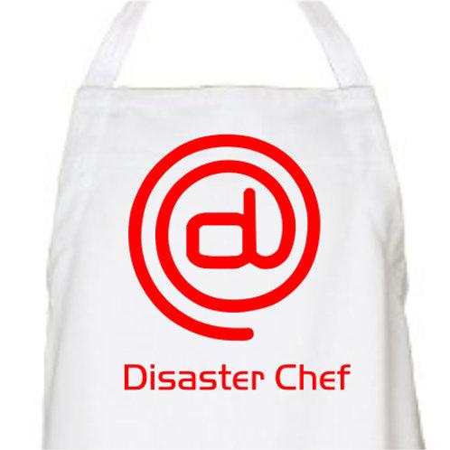 Ποδιά Κουζίνας Disaster Chef