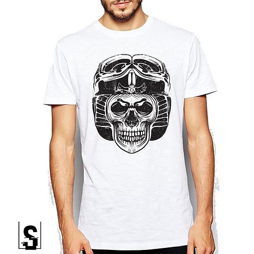T-shirt με στάμπα Νεκροκεφαλή