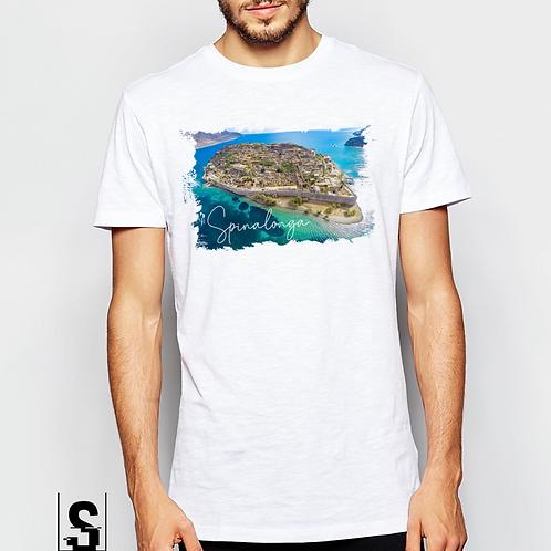 T-shirt Τουριστικό Χονδρική με στάμπα