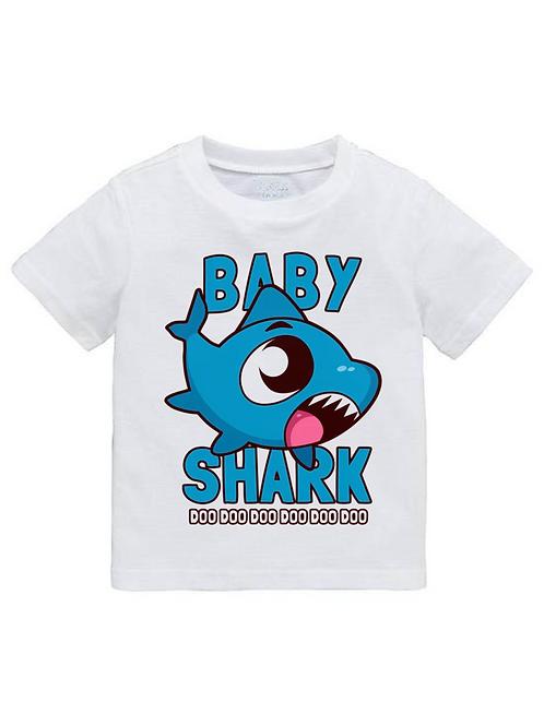 Παιδικό Μπλουζάκι Baby Shark
