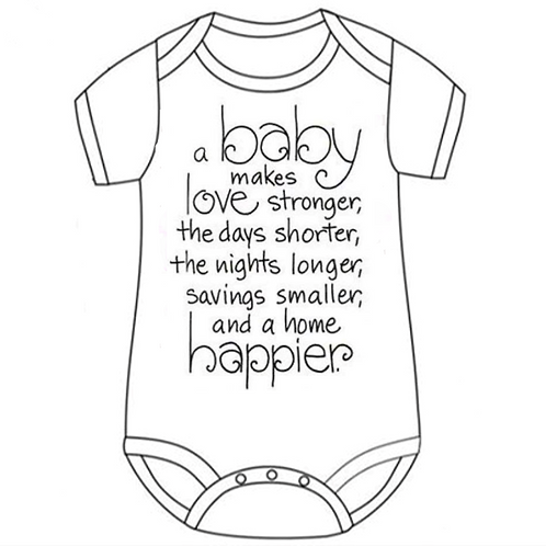 Baby makes...