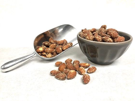 Smoked and Salted Almonds