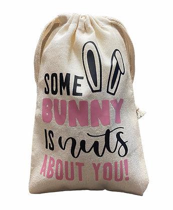 Some Bunny Muslin Bag
